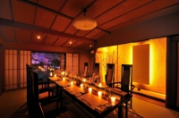 歴史と伝統に彩られた小宴会場がオープン
